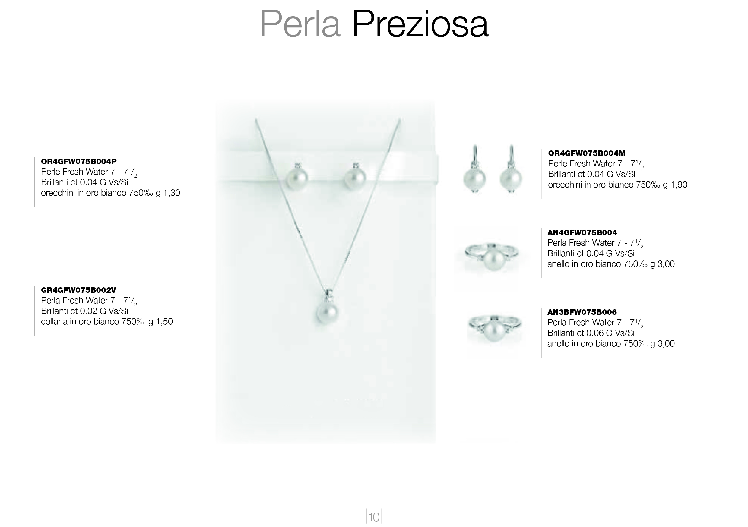 perle preziose top light _V2010