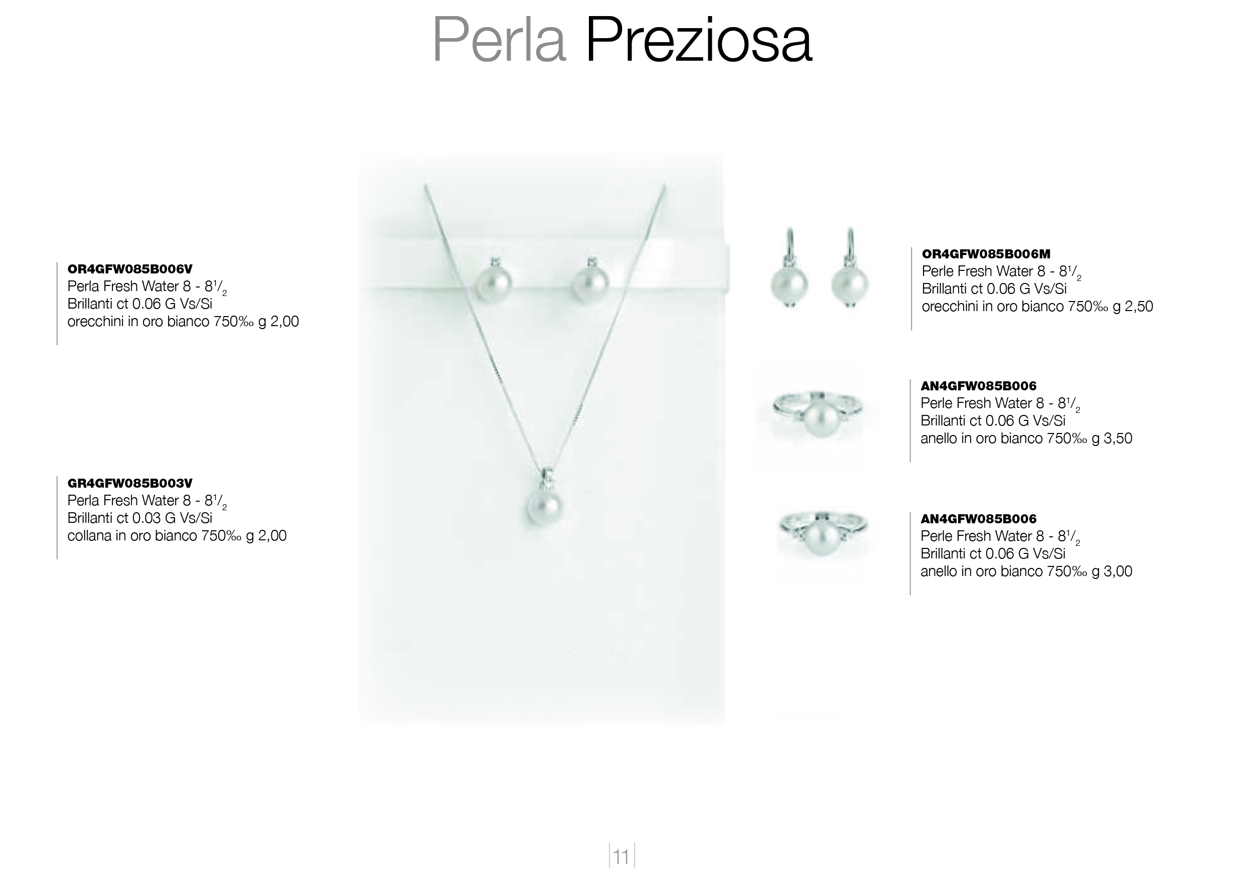 perle preziose top light _V2011