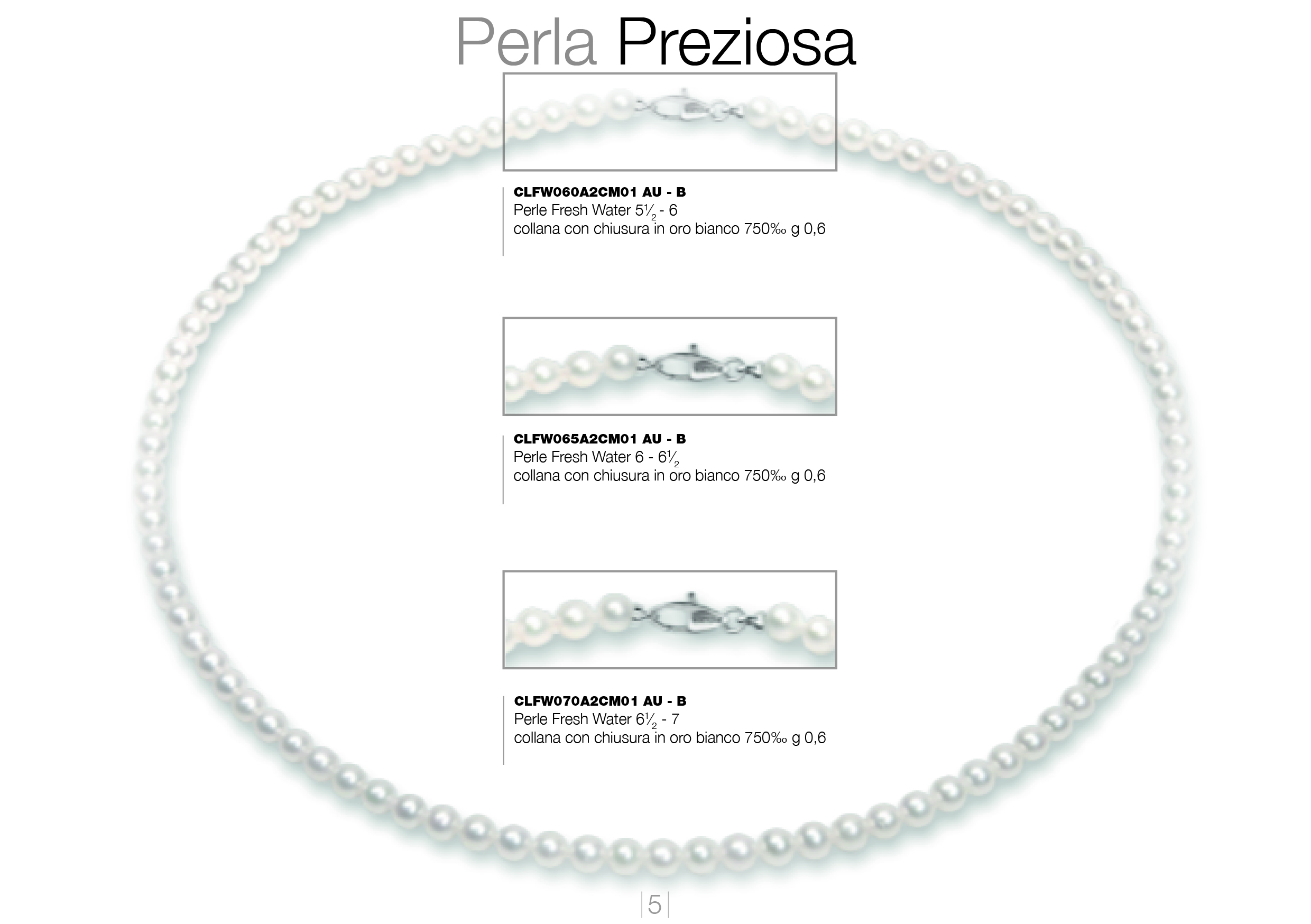 perle preziose top light _V205