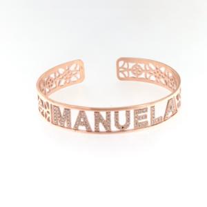 BRACCIALE MYNAMEIS … MANUELA